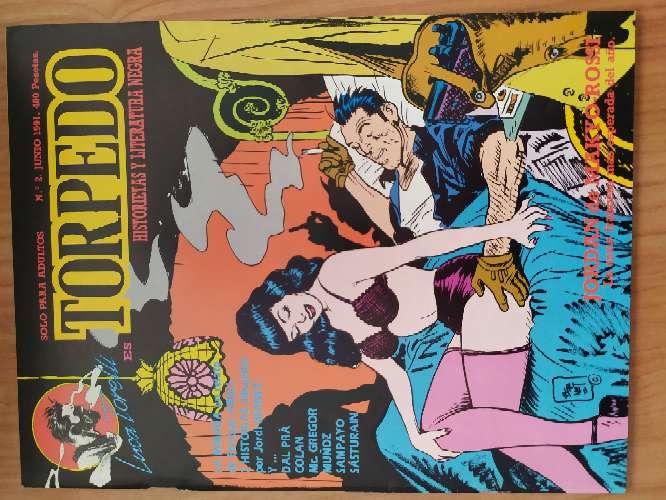 Imagen producto Torpedo, comic colección completa 4