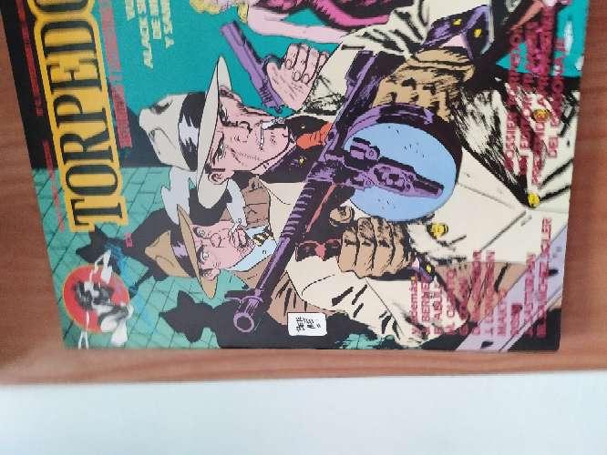 Imagen producto Torpedo, comic colección completa 2