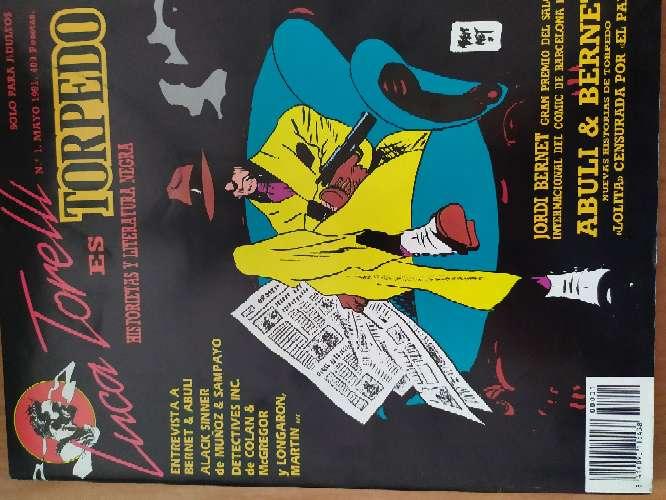 Imagen producto Torpedo, comic colección completa 5