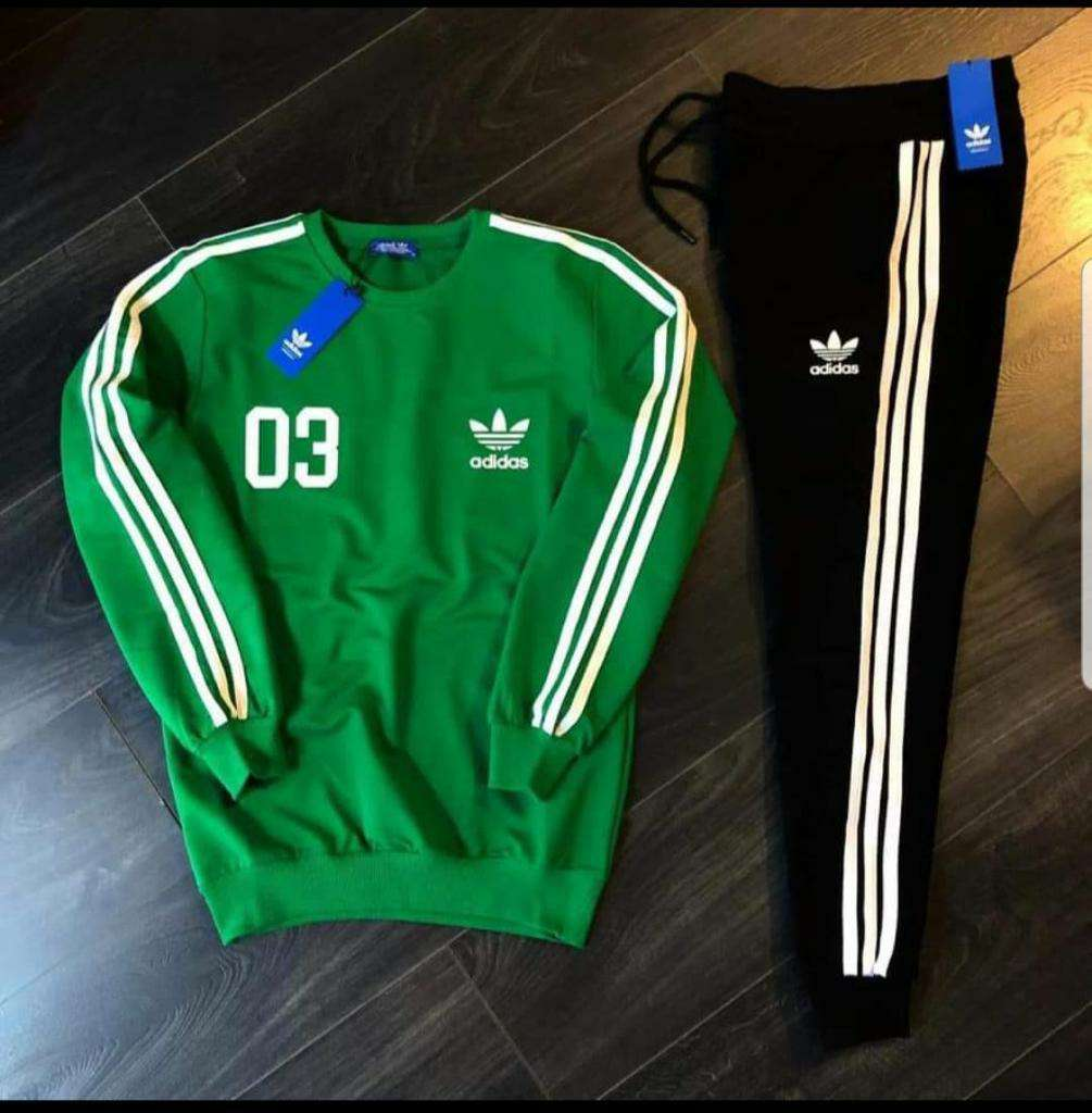 Imagen producto Chándal Adidas hombre 9