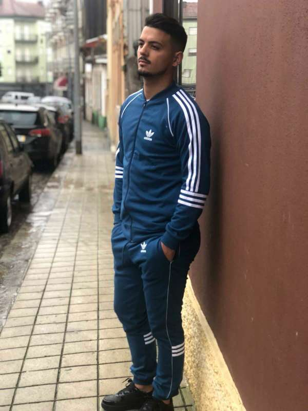Imagen producto Chandal Adidas Hombre 1