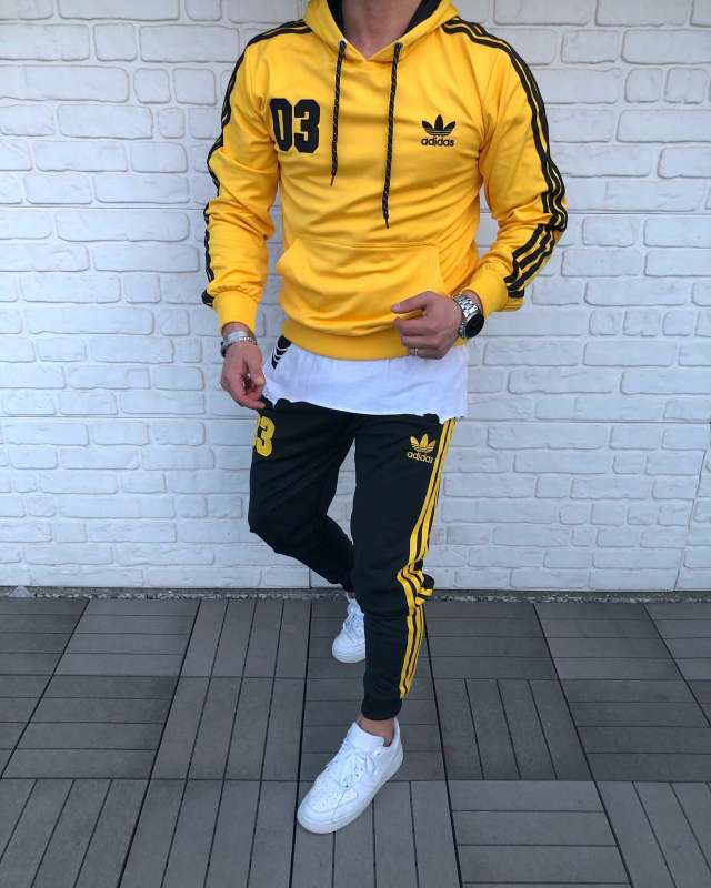 Imagen producto Chandal Adidas Hombre 8