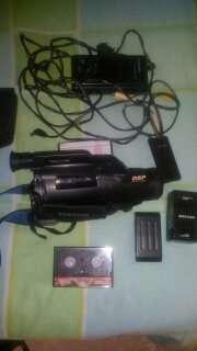 Imagen video cámara Samsung 8mm