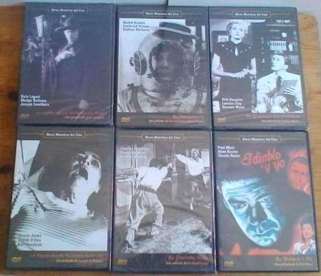 Imagen producto 25 Películas DVD  4