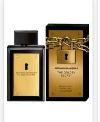 Imagen The golden sectret Antonio Banderas 200 ml