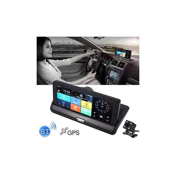 Imagen producto Navegador GPS con internet dos camaras y manos libres para llamadas en el coche 9
