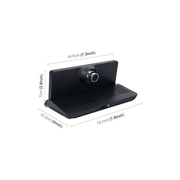 Imagen producto Navegador GPS con internet dos camaras y manos libres para llamadas en el coche 7