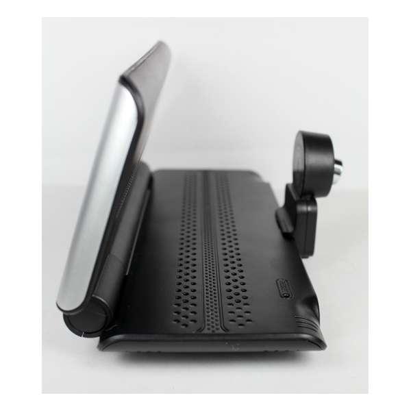 Imagen producto Navegador GPS con internet dos camaras y manos libres para llamadas en el coche 2