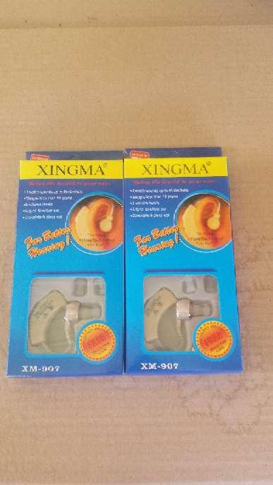 Imagen producto Audifono marca XINGMA para oir bien nuevos a estrenar 1