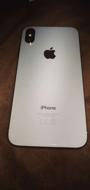 Imagen Iphone X 64 gb silver
