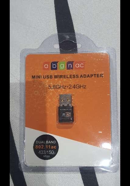 Imagen Adaptador USB para wifi