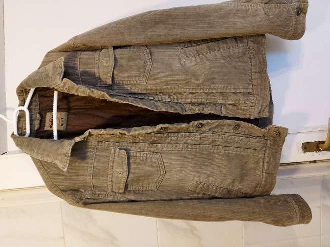 Imagen chaqueta de pana L (grande)