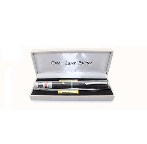 Imagen producto Puntero laser astrologico de 50 miliwatios color verde 1