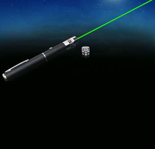 Imagen producto Puntero laser astrologico de 50 miliwatios color verde 5