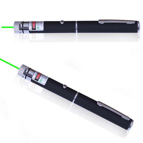 Imagen producto Puntero laser astrologico de 200 miliwatios color verde 2