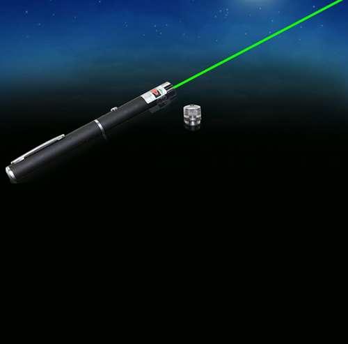 Imagen producto Puntero laser astrologico de 200 miliwatios color verde 6