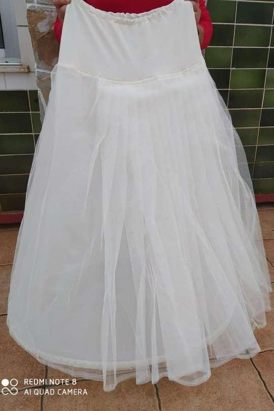 Imagen Cancán para vestidos de novia