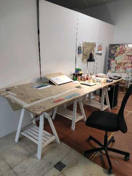 Imagen Mesa de trabajo