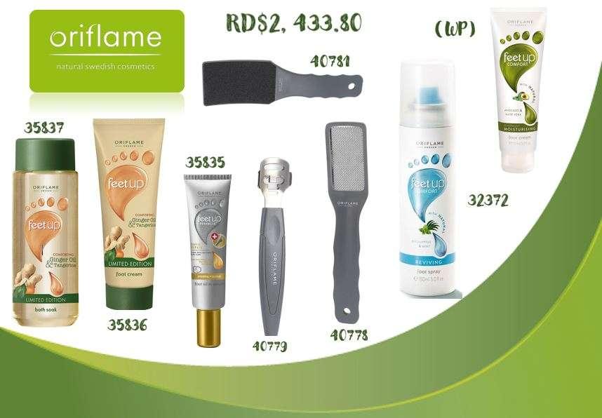 Imagen producto Combo para el cuidado de los pies 1