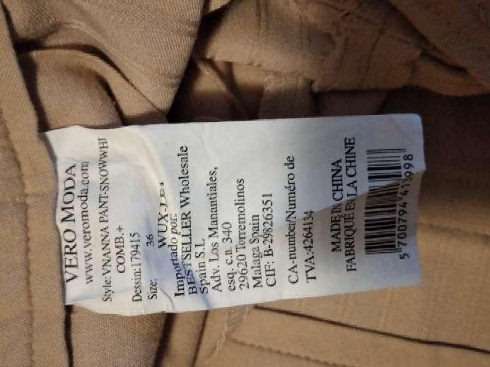 Imagen pantalon vestir