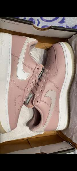 Imagen Nike air force rosas