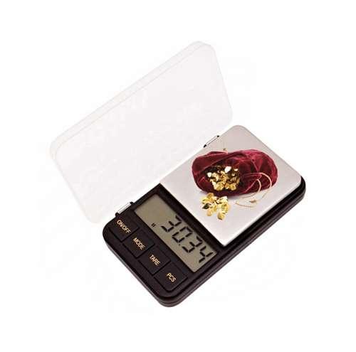 Imagen Balanza de precision pesa micras desde 0,01 hasta 100 gramos