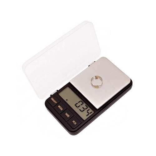 Imagen producto Balanza de precision pesa micras desde 0,01 hasta 100 gramos 2