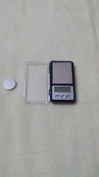 Imagen producto Balanza peso de bolsillo de precision 2
