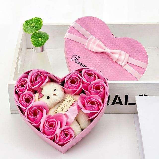 Imagen producto Flores Secas Decorativas Para San Valentín 3