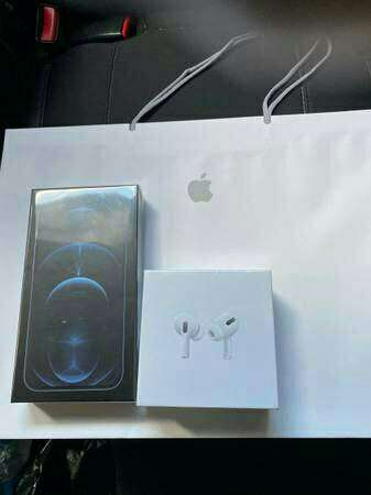 Imagen producto Iphone 12 pro max 512gb 1