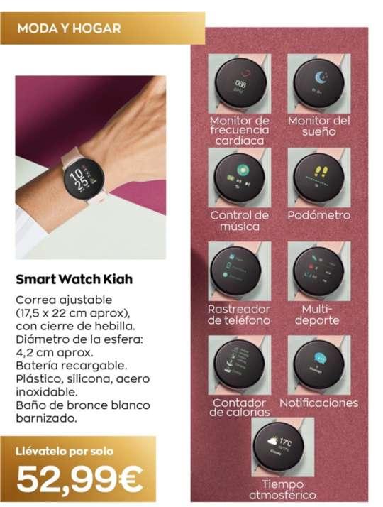 Imagen producto Reloj inteligente  3