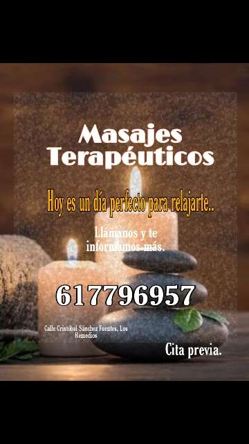 Imagen Masajes Terapéuticos de relajación