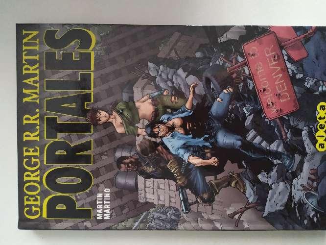 Imagen Portales comic Integral