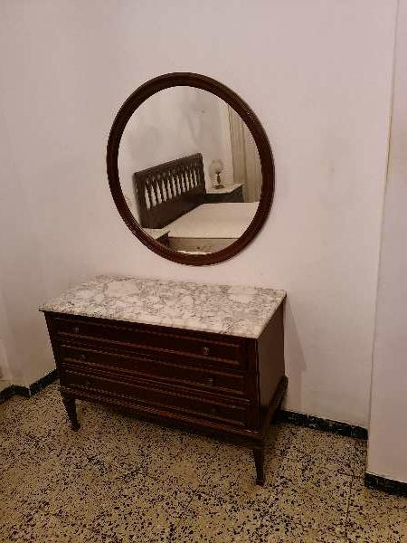 Imagen producto Dormitorio matrimonio madera 4