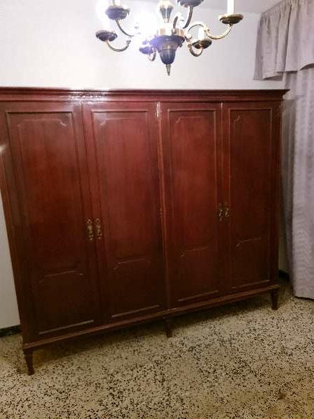 Imagen producto Dormitorio matrimonio madera 6