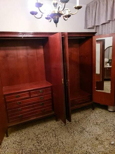 Imagen producto Dormitorio matrimonio madera 7