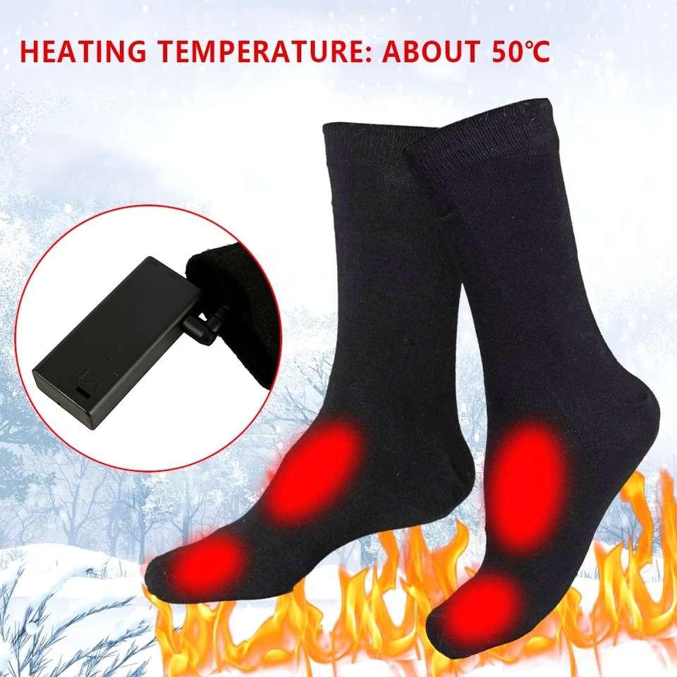 Imagen Calcetines Calefactores Eléctricos