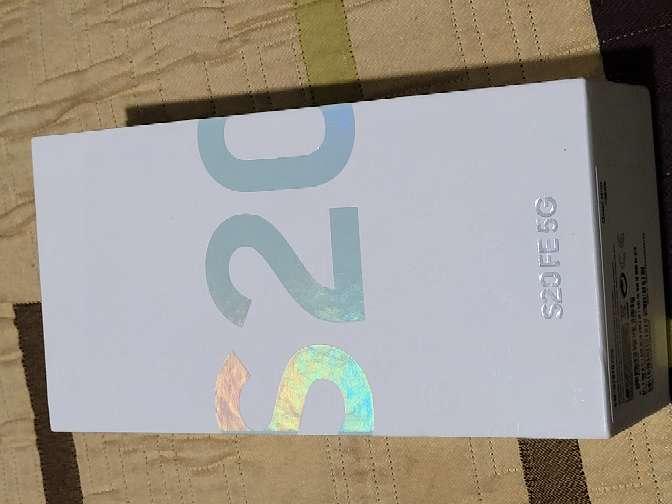 Imagen Samsung Galaxy S20 FE 5G