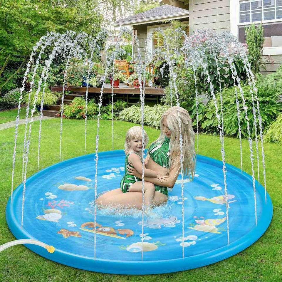 Imagen Juego De Agua Para Niños