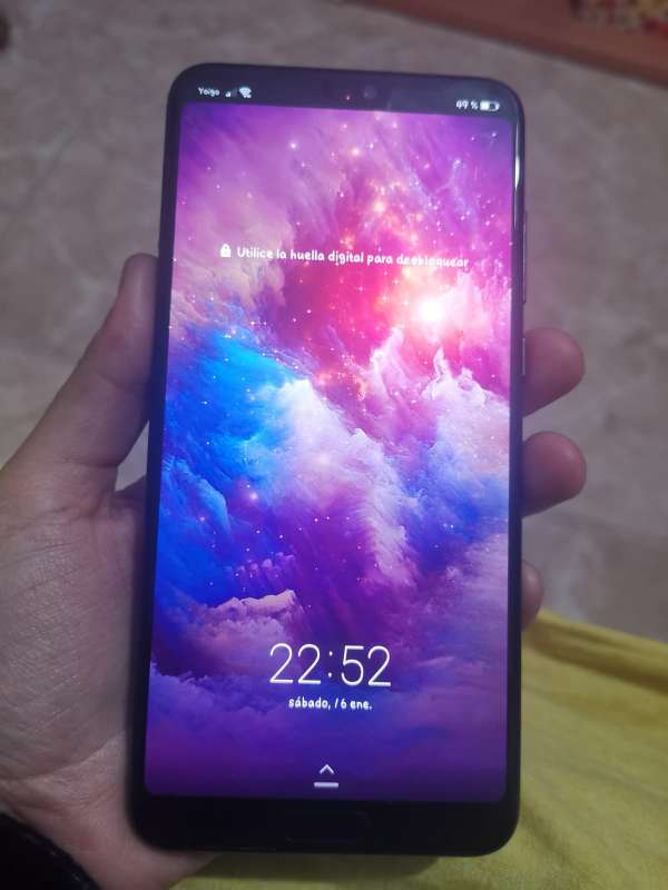 Imagen Huawei p20 pro