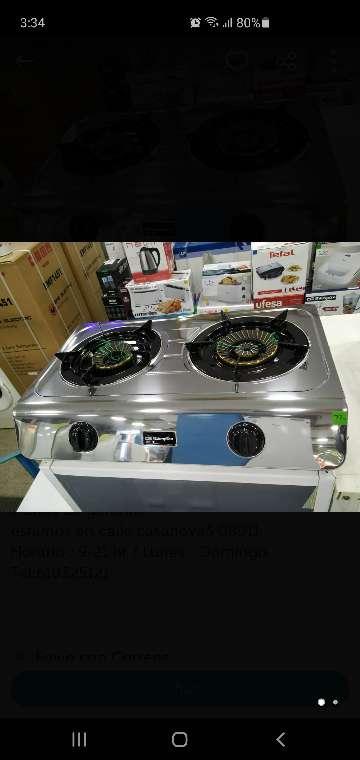 Imagen producto Hornillo a gas nuevo 1