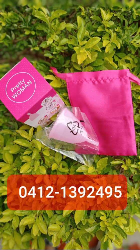 Imagen copa menstrual