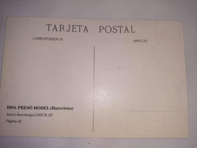 Imagen producto Targetas postales antiguas de Barcelona  2