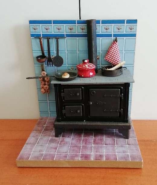 Imagen Cosinita para casa de juguete