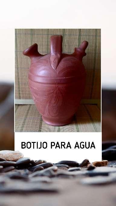 Imagen Botijo de barro.