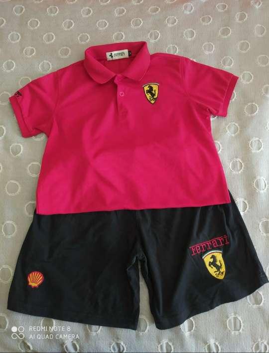 Imagen Conjunto Ferrari 12 años
