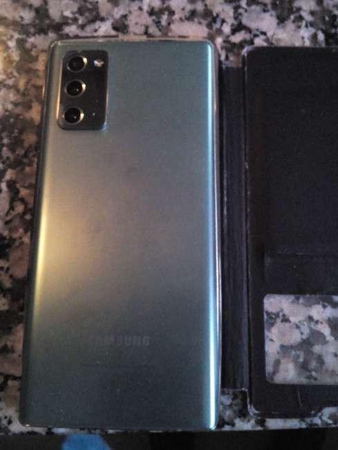 Imagen producto Samsung Galaxy note 20 5g 1