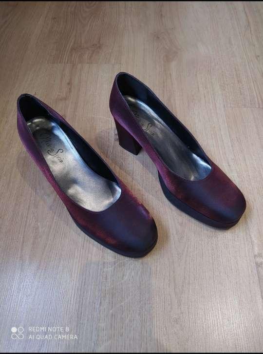 Imagen producto Zapatos, bolso y fular 2