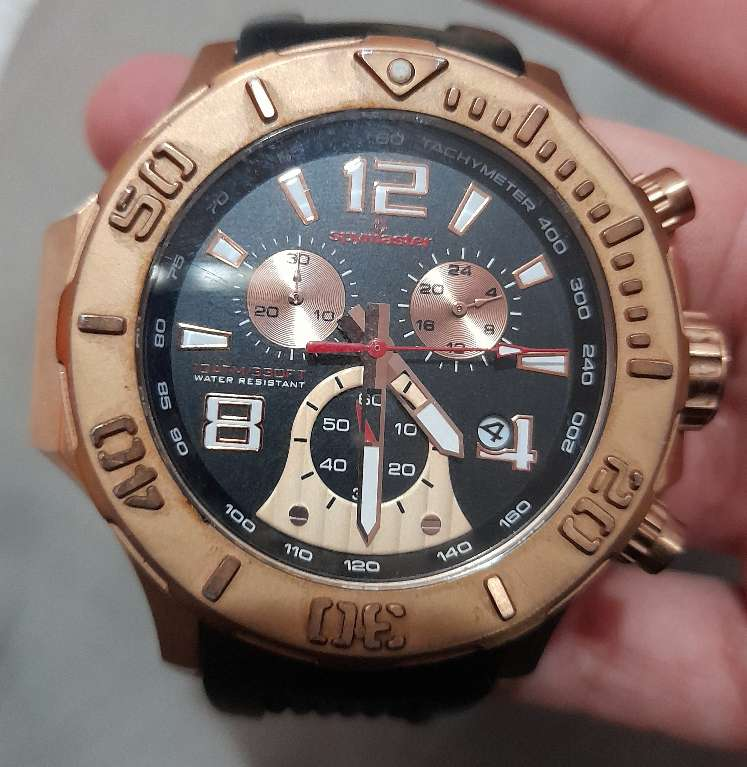 Imagen reloj spymanster