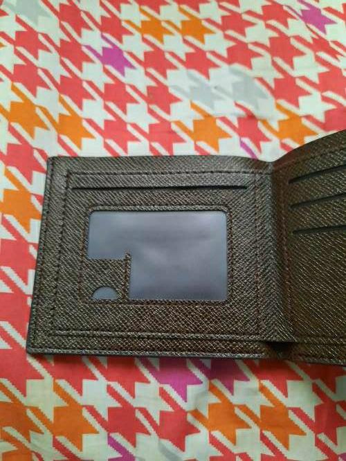 Imagen producto Cartera marrón Louis Vuitton  3
